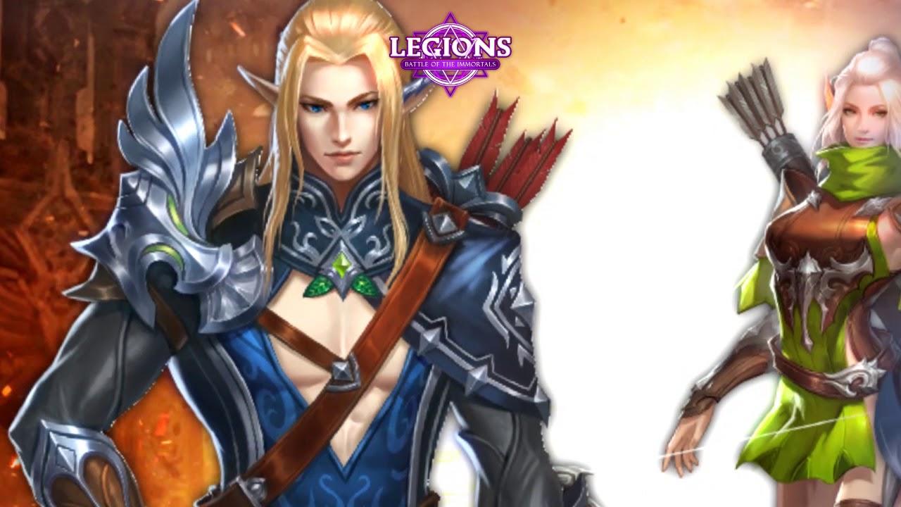 Download Legions: Battle of the Immortals 1 0 1 22 APK File