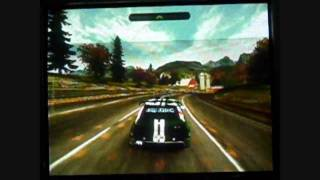 Flying a Fiat Punto on Need For Speed Most Wanted