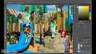 Photoshop CC 2017 Layer Via Copy
