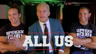 ALL US | The ALL IN Story as Told By Cody and The Young Bucks | Episode 1