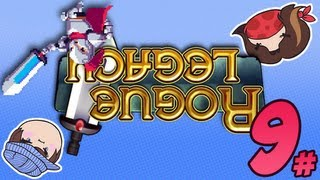 Rogue Legacy: Downside-Up - PART 6 - Steam Train