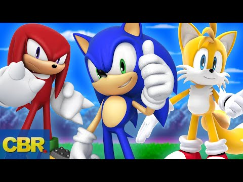 Most Powerful Sonic Characters You Might See In The Next Movie