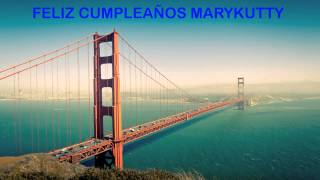 Marykutty   Landmarks & Lugares Famosos - Happy Birthday