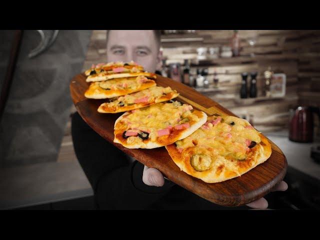 Изображение Школьная столовская пицца
