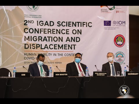 IGAD 2nd Scientific Conference on Migration and Displacement