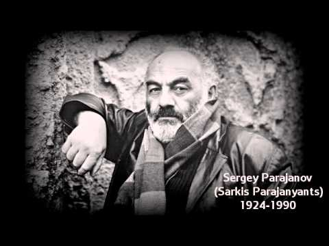 Interview with Parajanov. Recorded in Paris (1988)