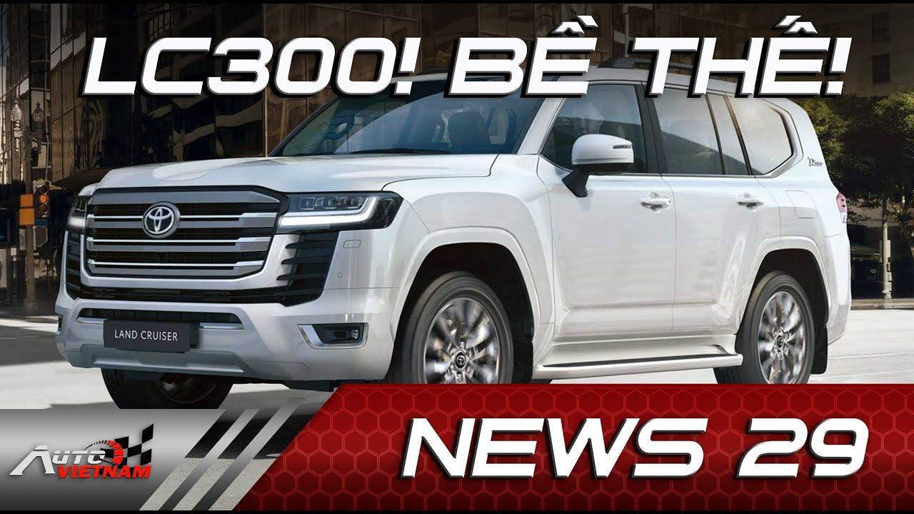 Chi tiết Toyota Land Cruiser 2022: Thay đổi từ trong ra ngoài! - News 29.
