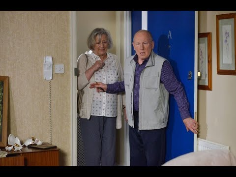 EastEnders - Ted And Joyce Murry Get Burgled (25th August 2017)