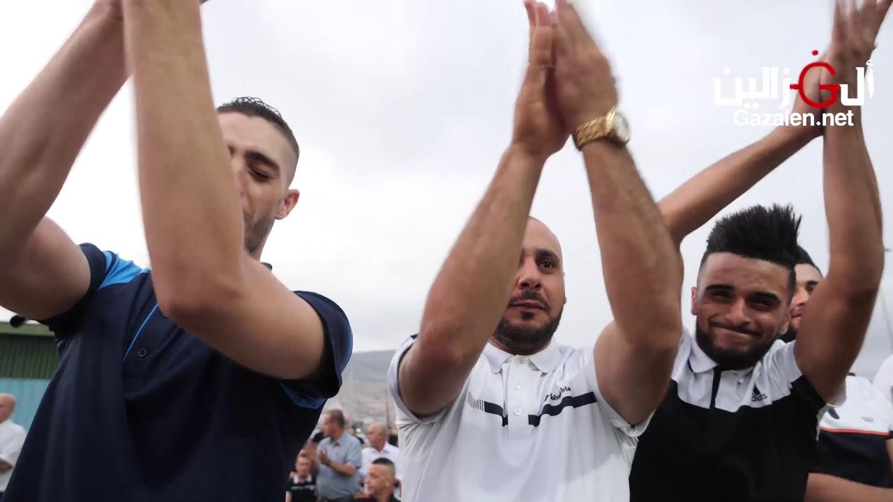 اشرف ابو الليل حسن ووظاح السويطي حفلة الخلايله ابو حكمت