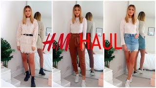 One of Katherine Rose's most viewed videos: H&M HAUL & TRY ON | SPRING/SUMMER 2019