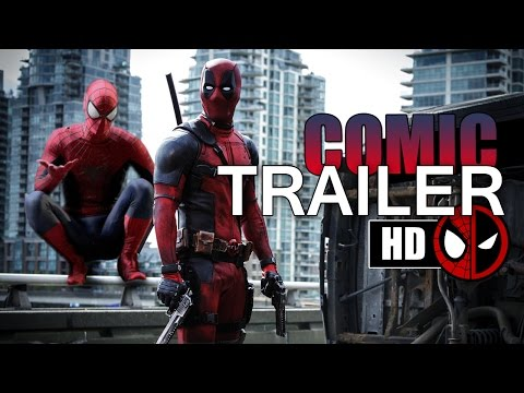 Spider-Man & Deadpool | Comic Trailer [HD] | (Tobey Maguire, Ryan Reynolds) *FanMade*
