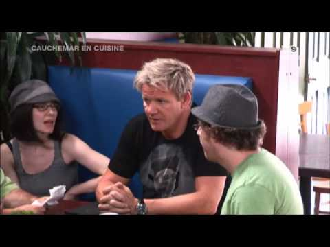 Cauchemar En Cuisine Us Vf S5 E6 Burger Kitchen 2 Youtube