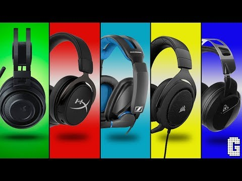 Top Gaming Headsets of 2018......What's Yours?