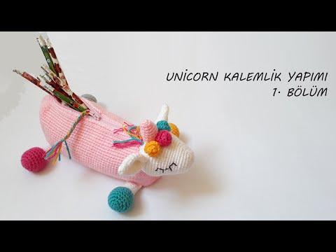 Unicorn Kalemlik Yapımı 1. Bölüm