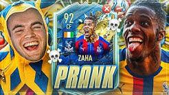 FIFA 20: BESTER SBB PRANK geht KOMPLETT SCHIEF 😂☠️😭 TOTS ZAHA Squad Builder Battle 🔥