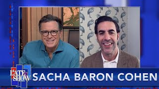 "Sacha Baron Cohen On Acting In Aaron Sorkin's ""The Trial Of The Chicago 7"""