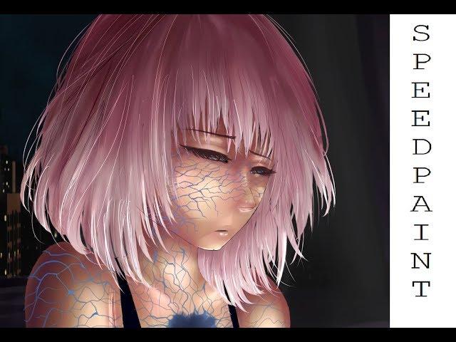 Sad~Vent Speedpaint