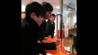 Getting condoms in the health centre