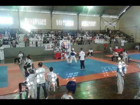 Campeonato Paulista Taekwondo 2017