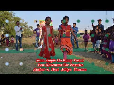 Patna's Got Talent & Slum Angle on ramp Practice Movement 2017
