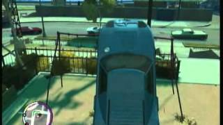 GTA IV | How To Do The Swingset Glitch