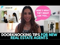 Door Knocking Tips for NEW Real Estate Agents