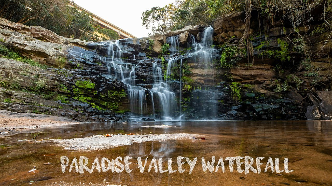 Paradise Valley Waterfall