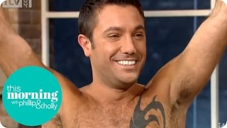 Gino D'acampo Cooks Naked | This Morning