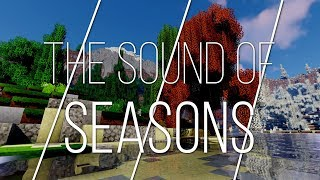 The Sound of Seasons | Minecraft Movie | 4k Footage (Almost 100 Subscriber Special)