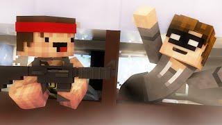 Minecraft WHO'S YOUR DADDY? - REWINSIDE QUÄLT MICH!! - mit Schmockyy & Alpahpopo
