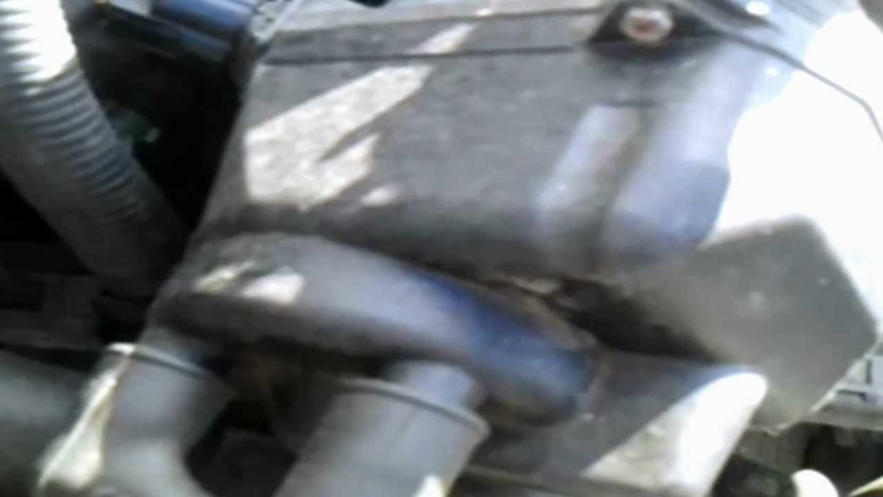 Replacing Ignition Control Module ICM 99 Honda Accord LX ... on