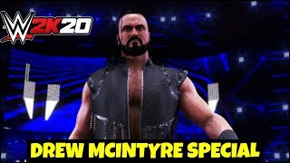WWE 2K20 'Drew Mcintyre' Special Gameplay | FAIL GAME LIVE 2K20 THEME GAMEPLAY !