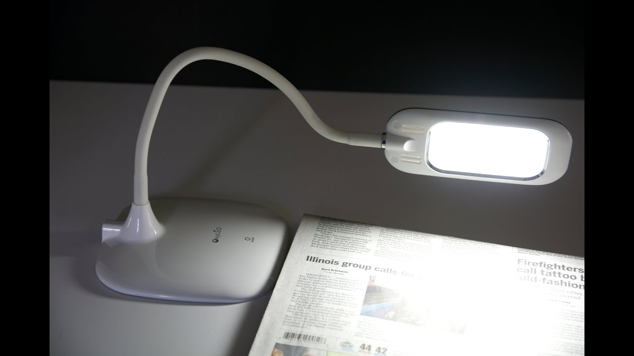 desk light lamp led equo