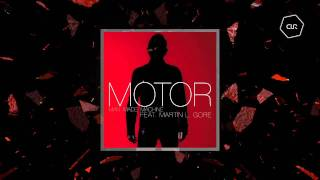MOTOR feat. Martin L. Gore - Man Made Machine (Radio Slave Remix)