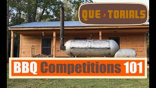 BBQ Competition 101 with John Hale of the KCBS, The Jack Daniels BBQ Competition