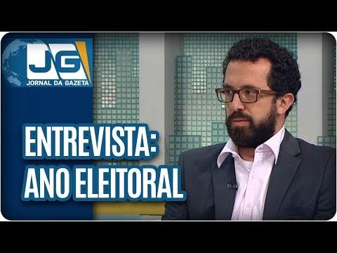 Rodolpho Gamberini entrevista Glauco Peres, cientista político/USP, sobre o ano eleitoral