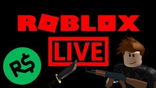 🔴Roblox Live || 😱Island Royale, Bad Business, MM2 + More! || 🤑Robux Giveaway || #RoadTo1K🔴