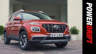 Hyundai Venue : World Class Compact SUV : PowerDrift