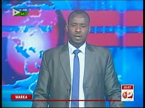 RTD : Journal Somali du 19/06/2019