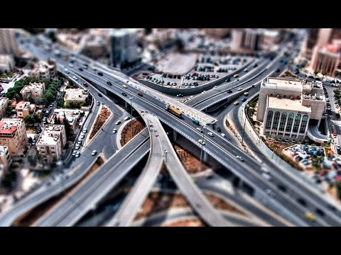 Amazing Roads of Amman - Jordan 2016