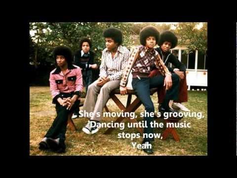 Dancing Machine - Jackson 5 - Lyrics