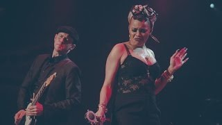 Andra Day - The Only Way Out / The Light That Never Fails (Live)