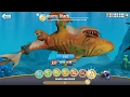 ALL SHARK ANIMATIONS WHEN PURCHASED IN HUNGRY SHARK WORLD NEW 2017