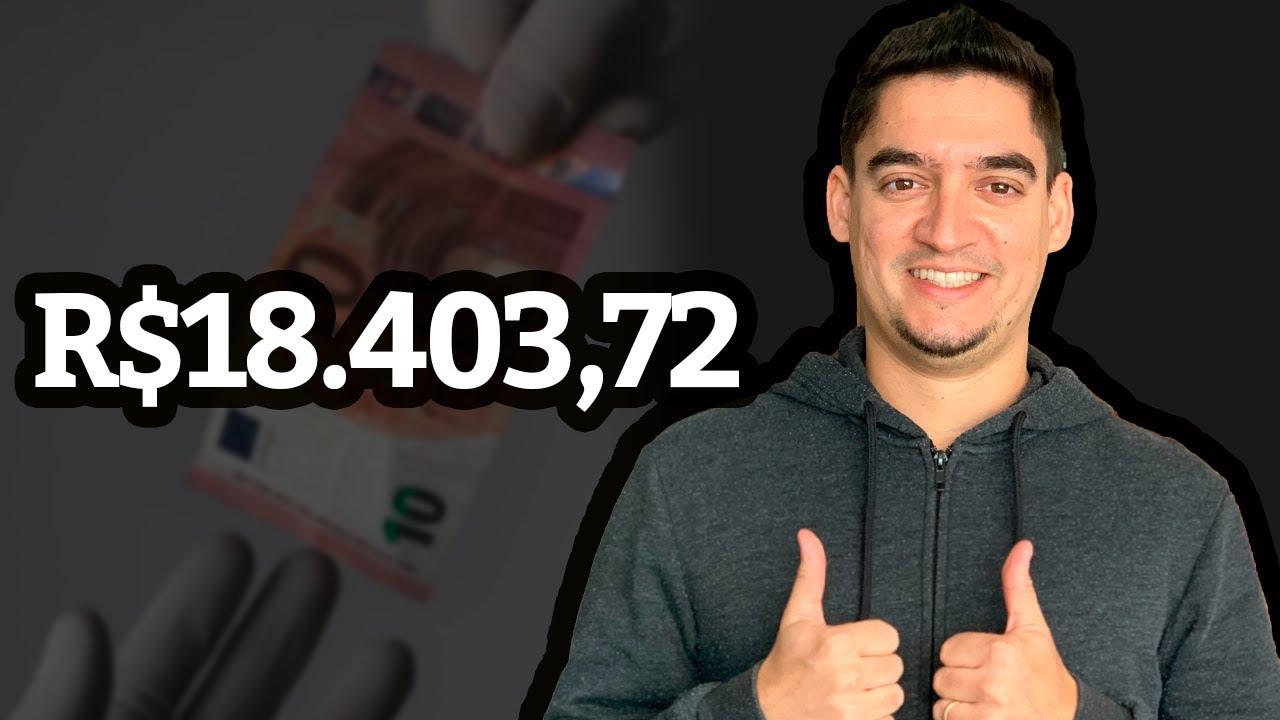RECEBI R$ 18.403,72 DO FGC! COMO USAR SUA GARANTIA NA PRÁTICA