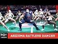 Arizona Rattlers. Футболист-танцор порвал танцпол... ( HOT VIDEOS | Смотреть видео HD )