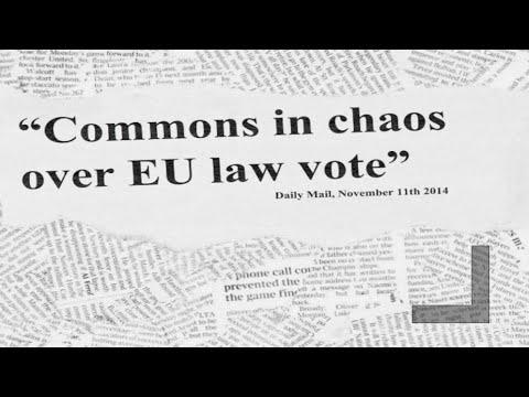 European Arrest Warrant: Don't Trust the Tories