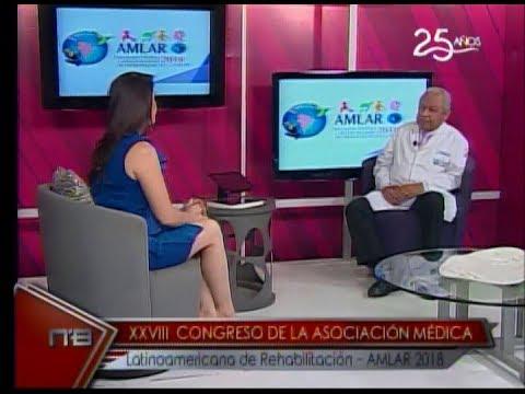 XXVIII congreso de la asociación Médica Latinoamericana de Rehabilitación - AMLAR 2018