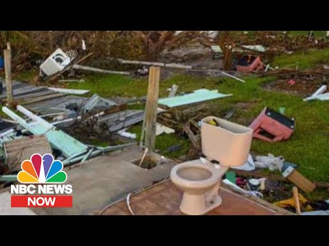 Bahamas Faces Public Health Crisis After Hurricane Dorian | NBC News Now