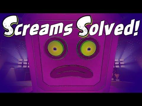 Solving Splatoon's Creepy Screams   Splatoon Theory  
