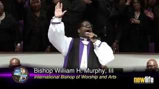 "Bishop William H. Murphy, III at New Life In Christ ""It"